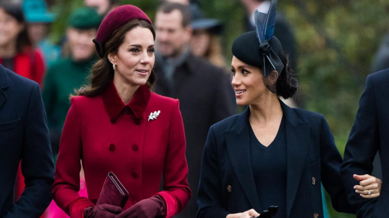 Meghan Markle's 'Peace Offering' to Kate Middleton Reportedly Revealed