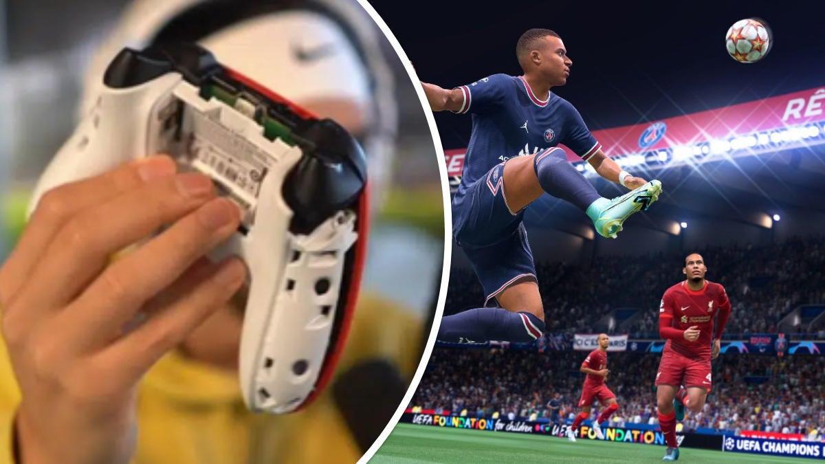 fifa-22-broken-controller