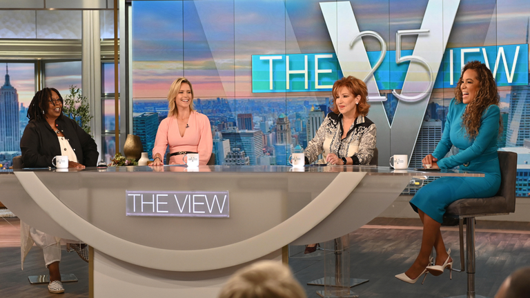 'The View' Co-Host Defends Whoopi Goldberg After Barbara Corcoran Body Shames Her