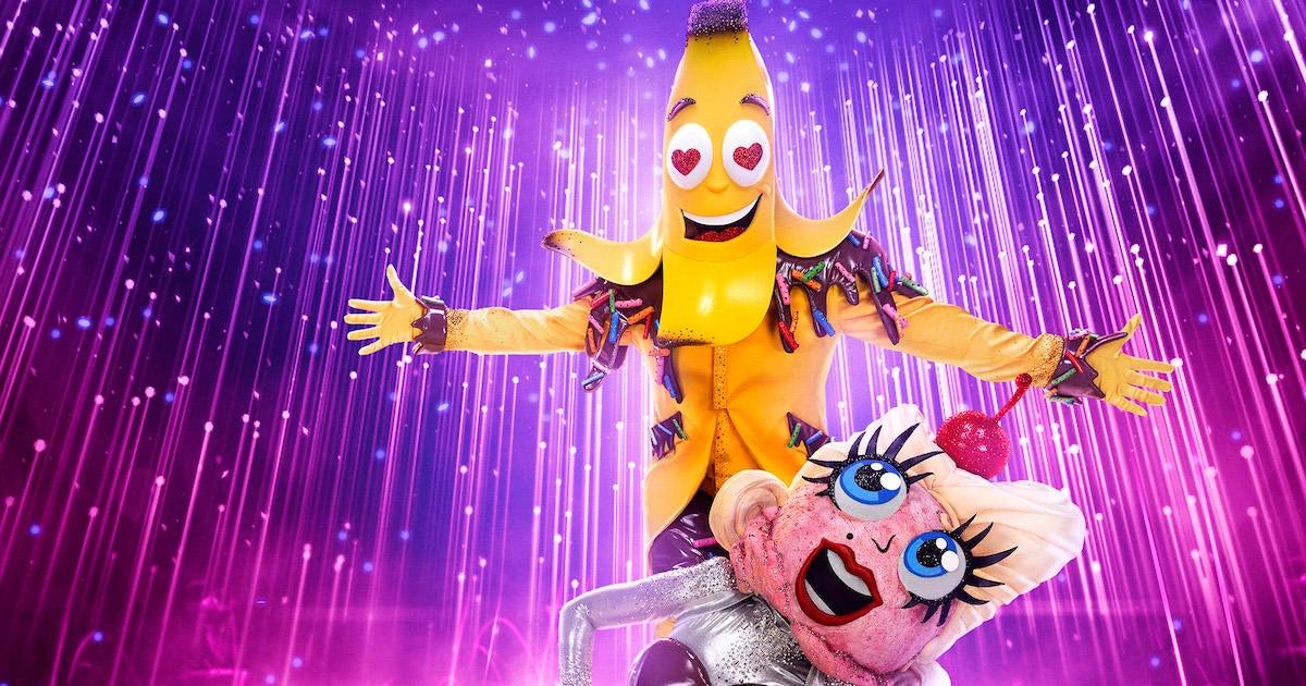 the-masked-singer-banana-split