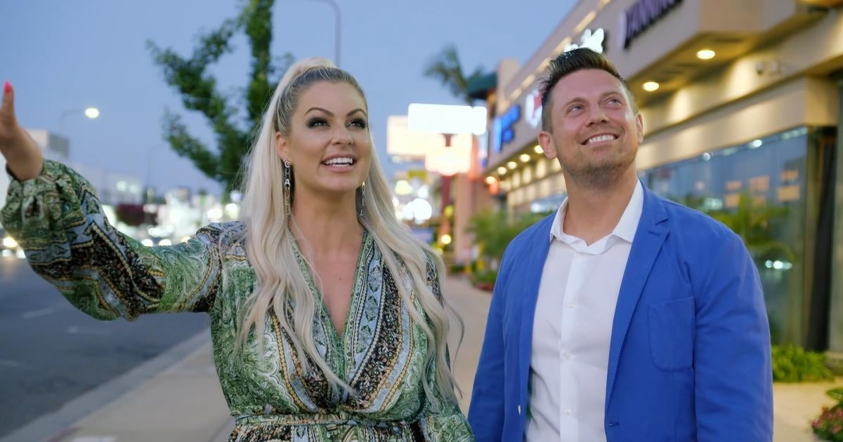 WWE's Miz and Maryse preview 'huge announcement'