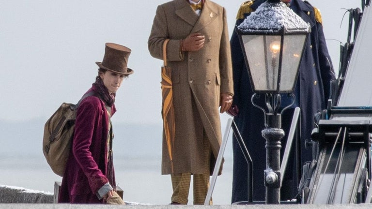 Willy Wonka Fans Weigh in on Character's New Look for Timothee Chalamet's Prequel Movie