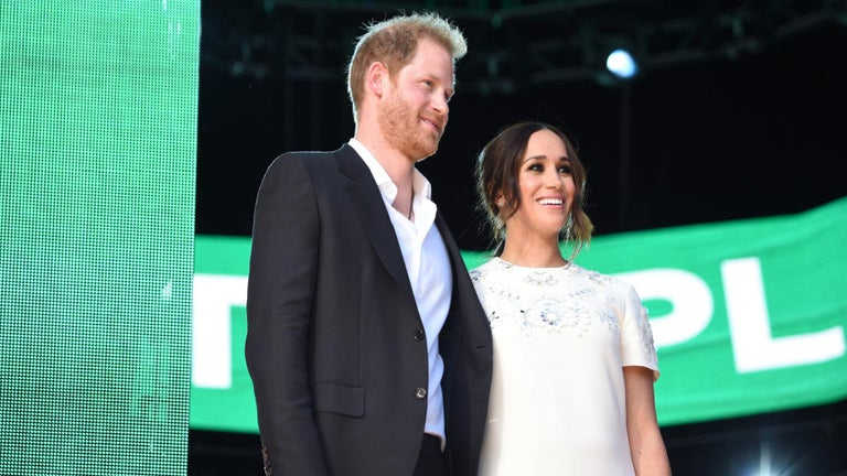 Meghan Markle and Prince Harry's Rep Breaks Silence on Reports Baby Lilibet Won't Be Christened in UK