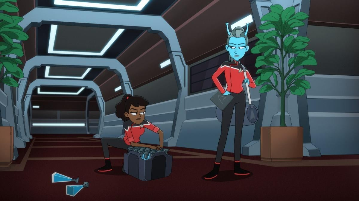 Another Star Trek: The Next Generation Character Returns and They're a Captain Now