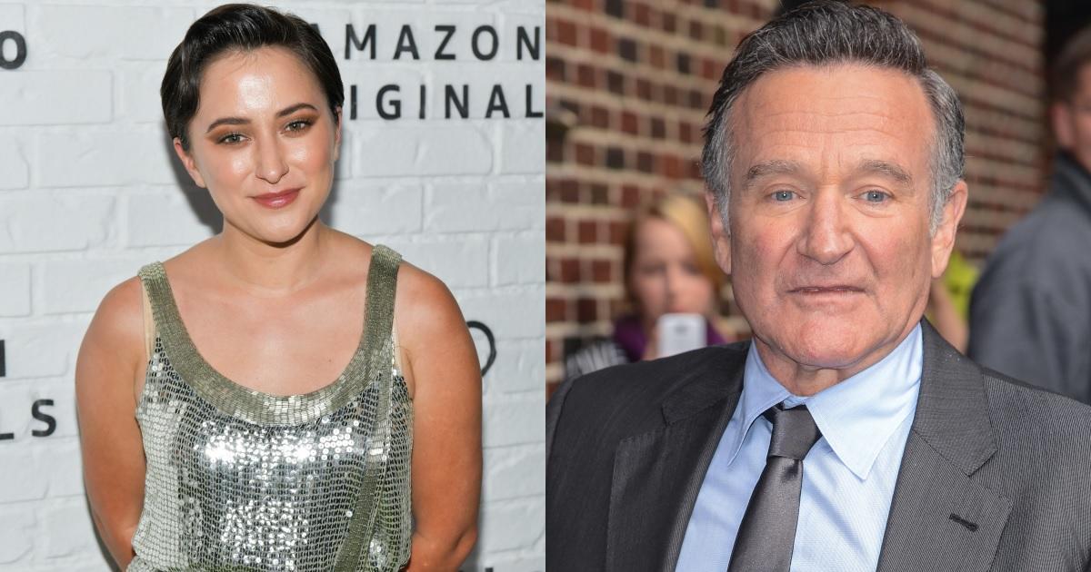 Zelda Williams Urges Fans to Stop Sending Her Viral Robin Williams Video.jpg