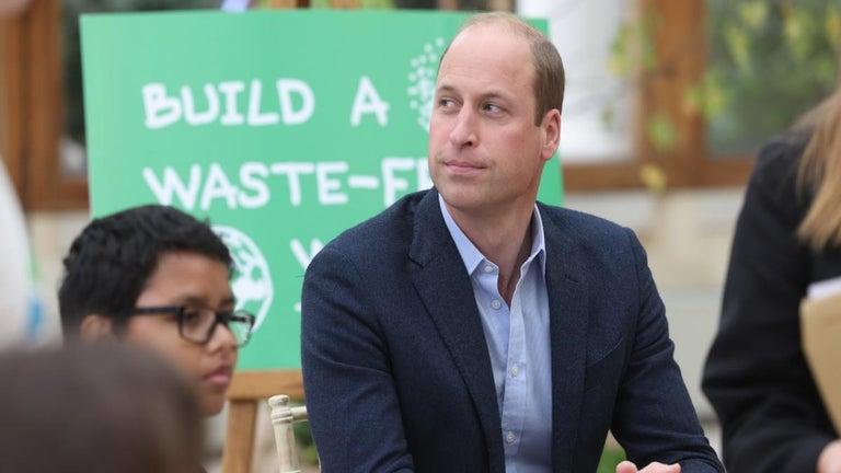 Prince William Blasts Billionaire Space Tourism in New Interview