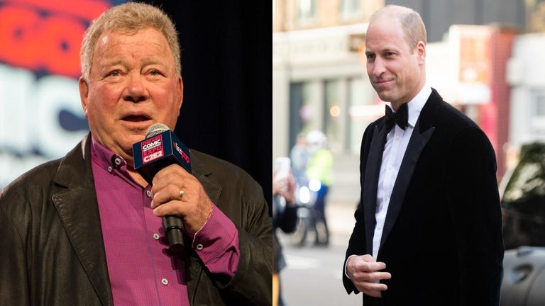 William Shatner Responds to Prince William's Disapproval of Space Tourism