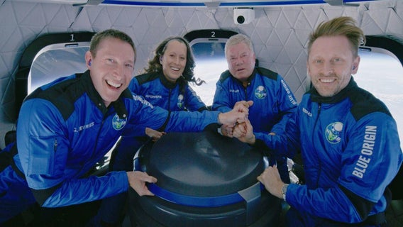 william-shatner-floating-in-space