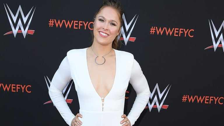Ronda Rousey Reveals Her Post-Pregnancy Figure 10 Days After Welcoming Baby Girl