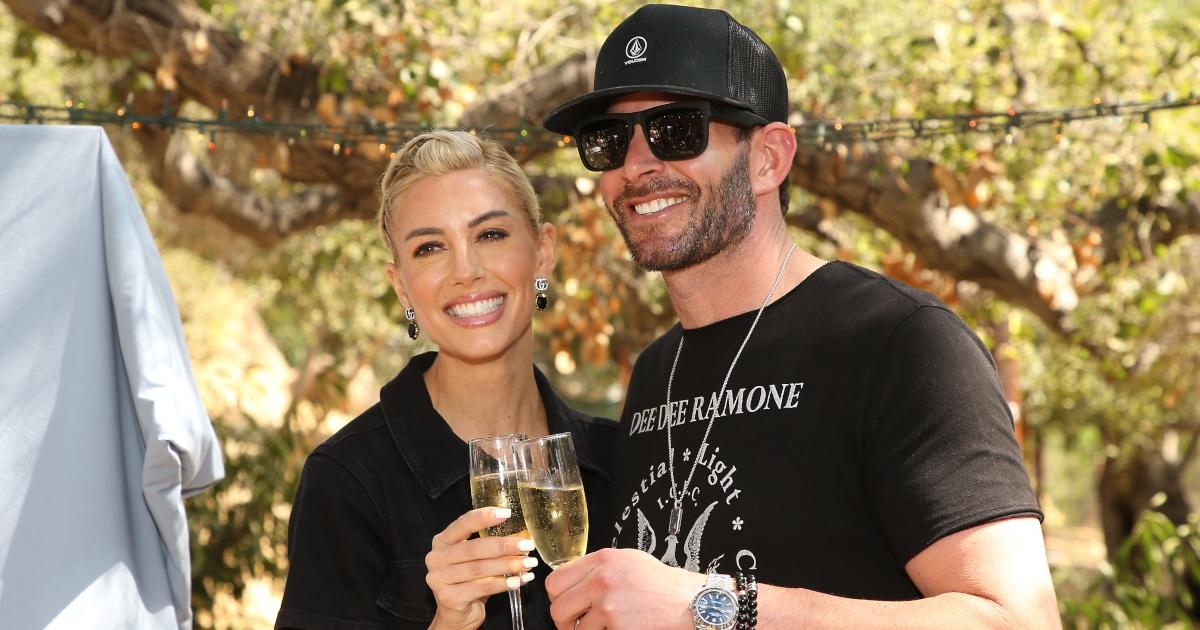 heather-rae-young-tarek-el-moussa-getty-images