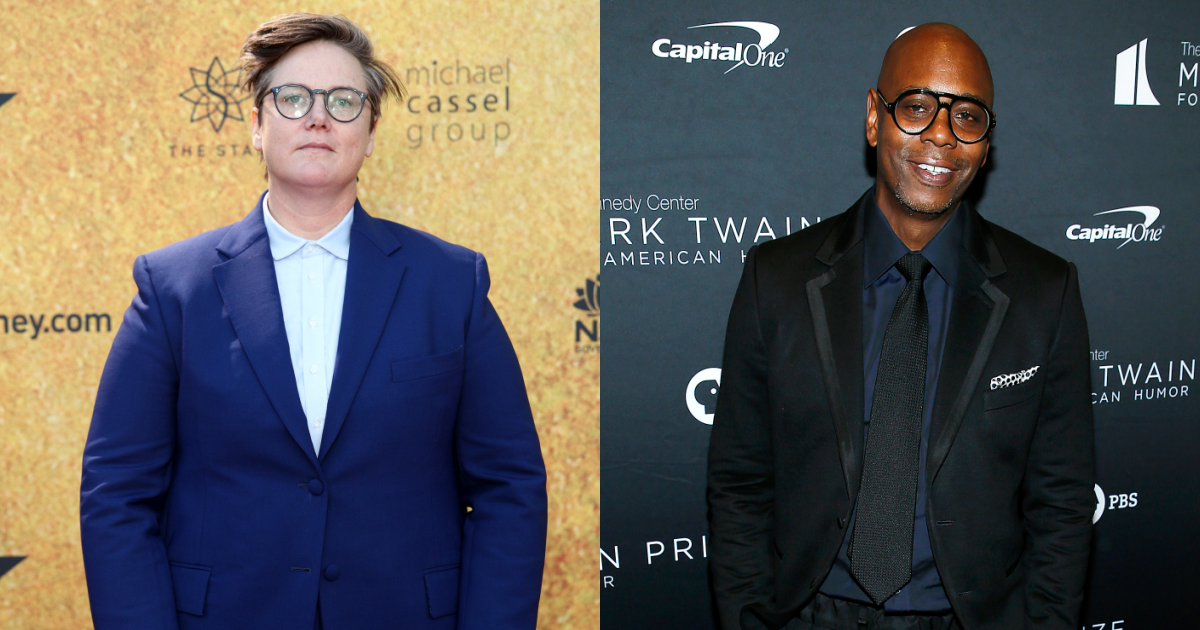 Hannah Gadsby Delivers Explicit Response to Netflix for Dragging Her Into Dave Chappelle Controversy.jpg