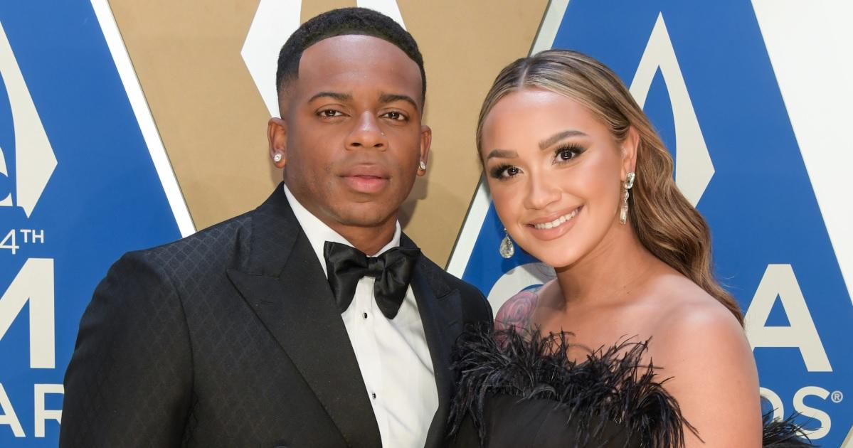 Jimmie Allen's Wife Gives Birth Amid His 'Dancing With the Stars' Run.jpg