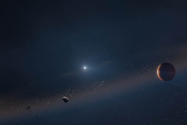 Scientists Find Massive Planet That Managed to Outlive Its Star