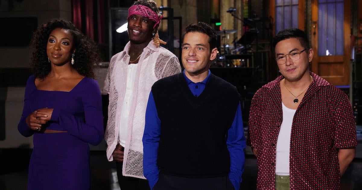 Young Thug Wows Fans With Travis Barker on Drums for 'SNL' Performance.jpg