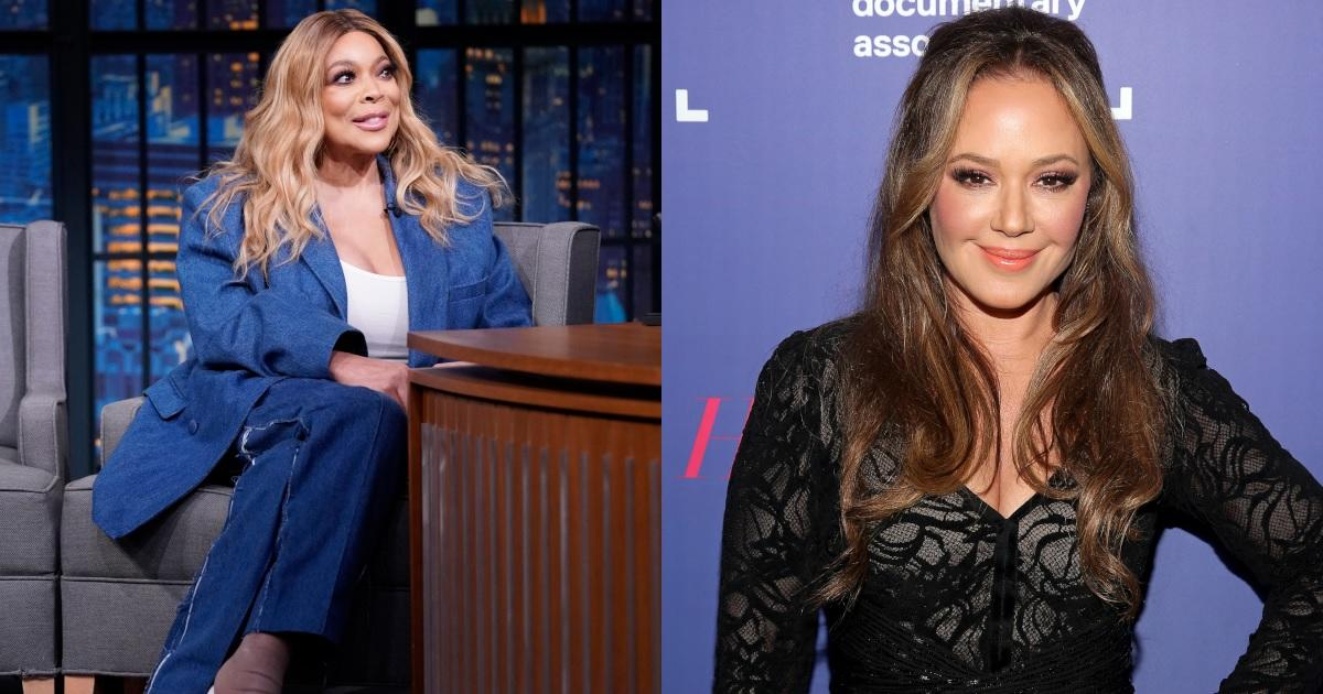 Wendy Williams Reportedly Furious With Leah Remini as Replacement Host Amid Health Issues.jpg