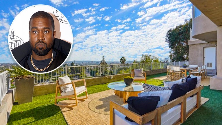 Tour Kanye West's $3.6M Bachelor Pad He Owned Before Marrying Kim Kardashian