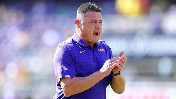 lsu-football-head-coach-ed-orgeron-not-returning-2022