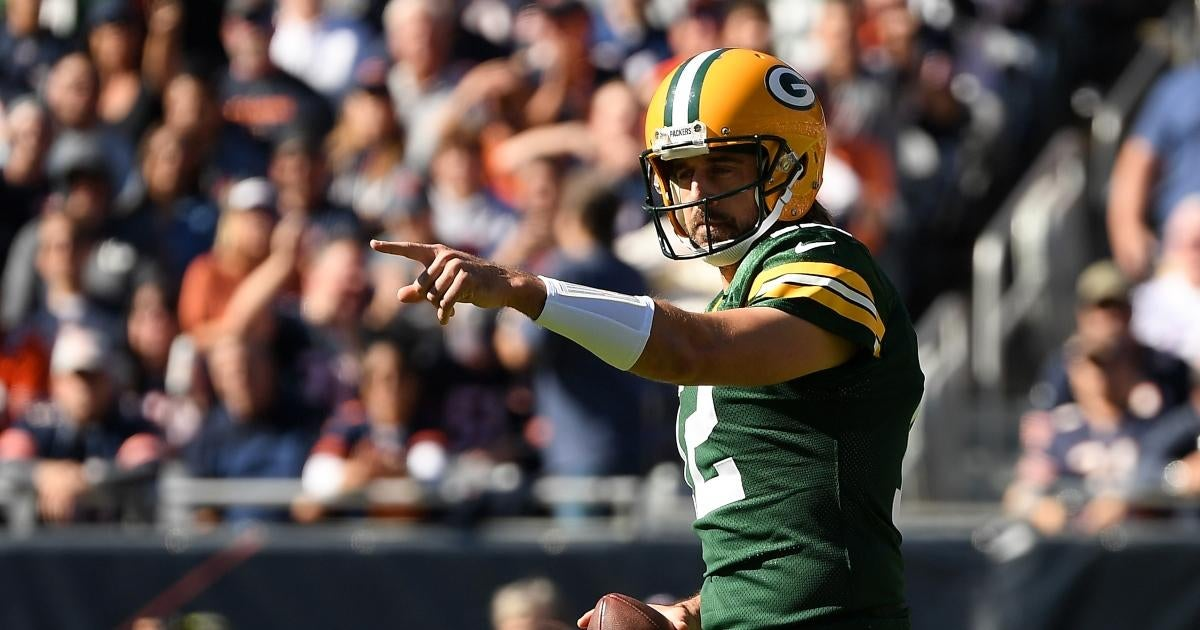 Aaron Rodgers Doubles Down on 'I Still Own You' Comment Towards Bears Fans.jpg