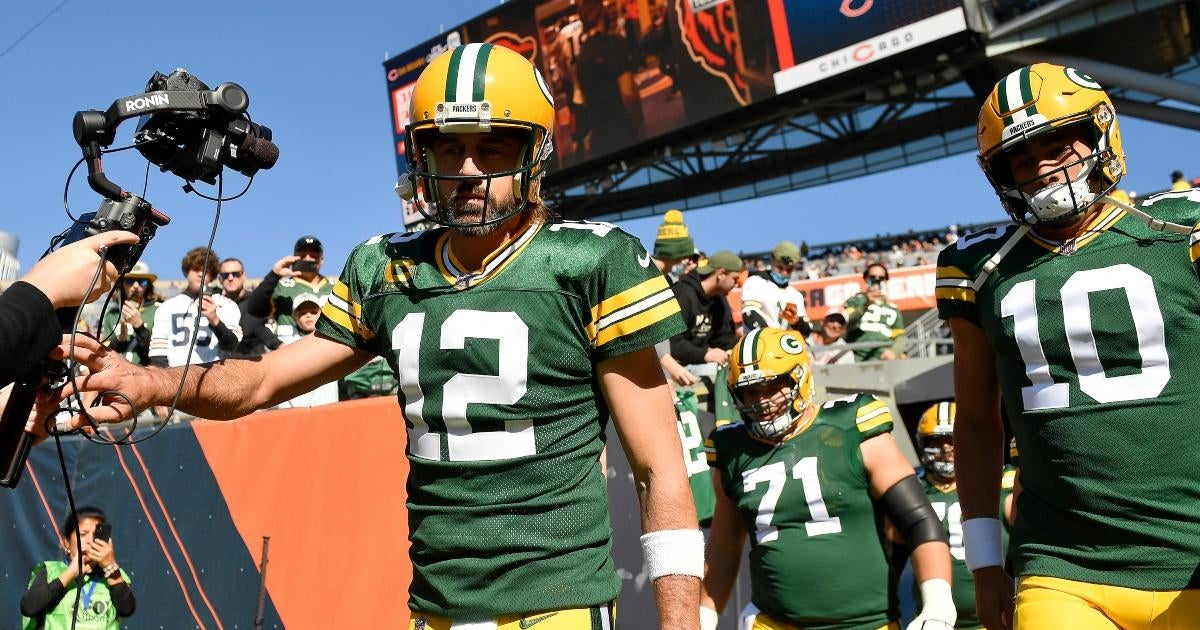 Aaron Rodgers Rips 'Woke Cancel Culture' Following Criticism Over Postgame Comments.jpg
