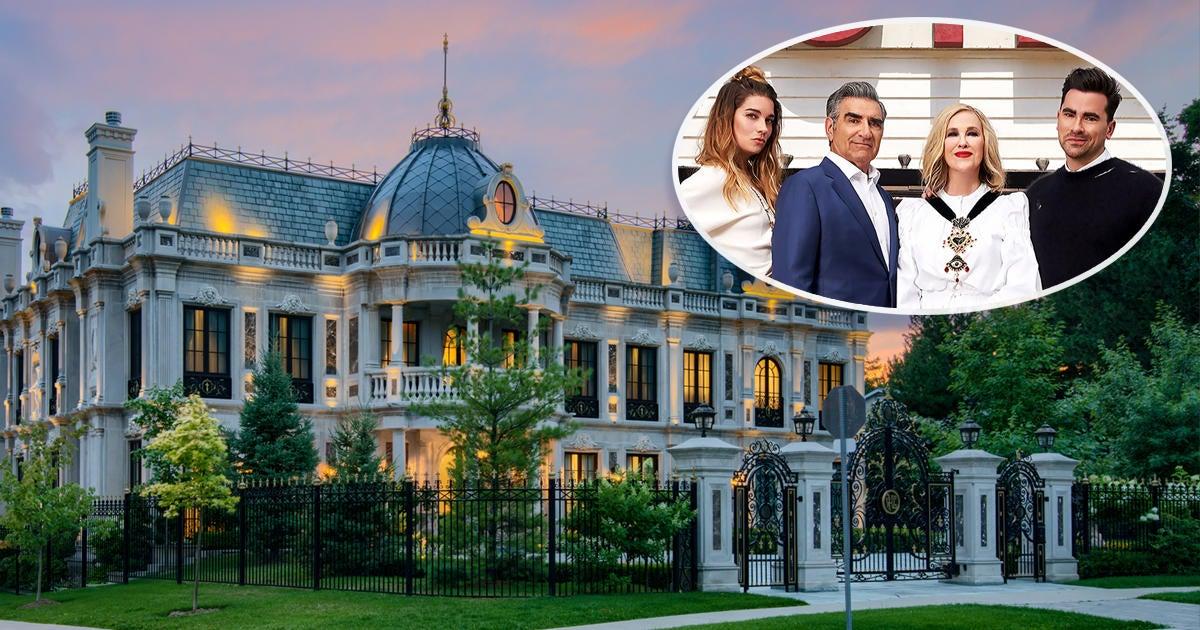 Tour the $21.8M 'Schitt's Creek' Mansion Known as La Belle Maison.jpg