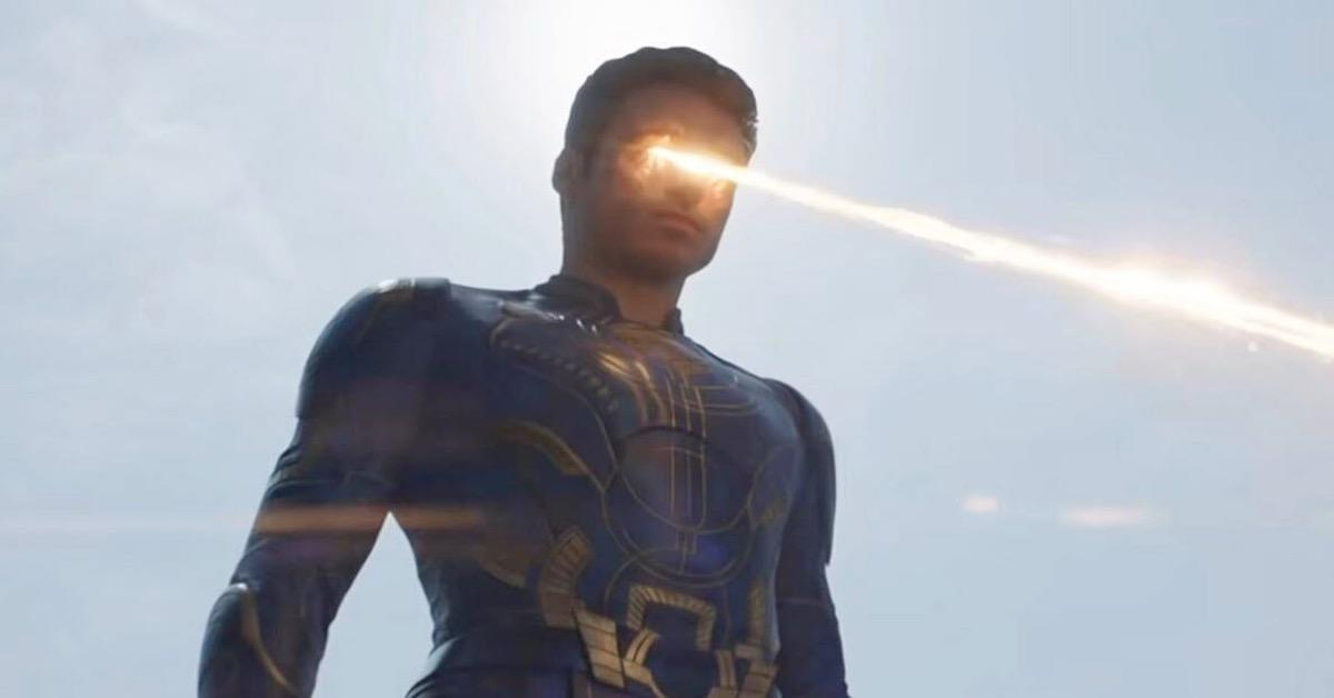 Eternals Is The Lowest Rated Marvel Studios Movie On Rotten Tomatoes Ever