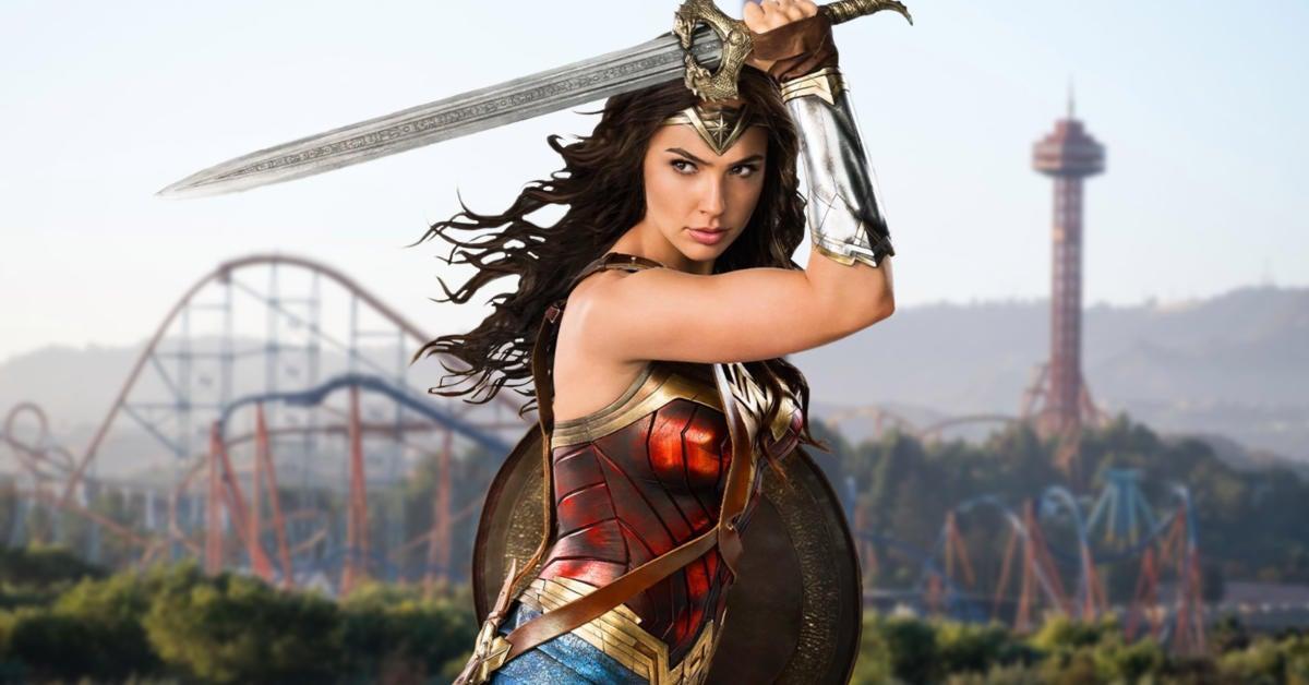 wonder-woman-flight-courage-roller-coaster-six-flags-magic-mountain-california