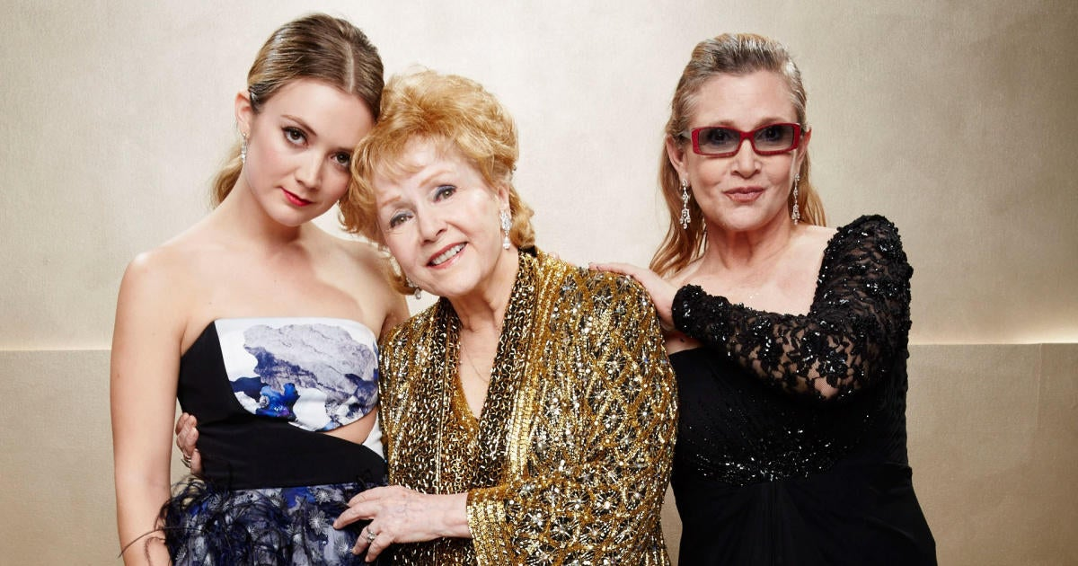 Carrie Fisher Honored by Daughter Billie Lourd With Heartwarming Tribute.jpg