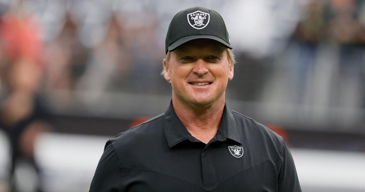 Former Raiders Coach Jon Gruden Breaks Silence After Firing Due to Racial Comments: 'Truth Will Come Out'.jpg