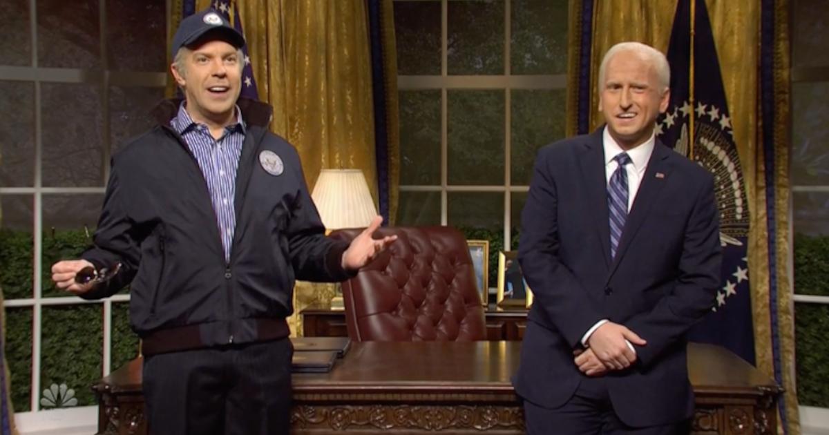 'SNL' Has New Joe Biden Meet Old Joe Biden in Jason Sudeikis Cold Open.jpg