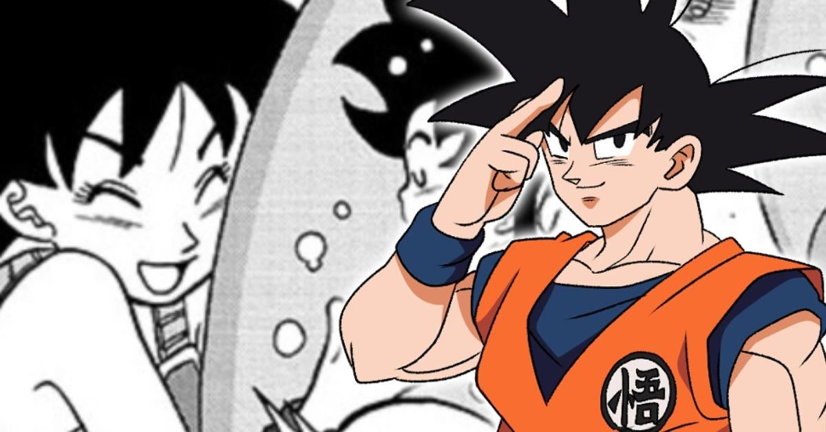 dragon-ball-super-goku-mom-gine-manga-spoilers-flashback