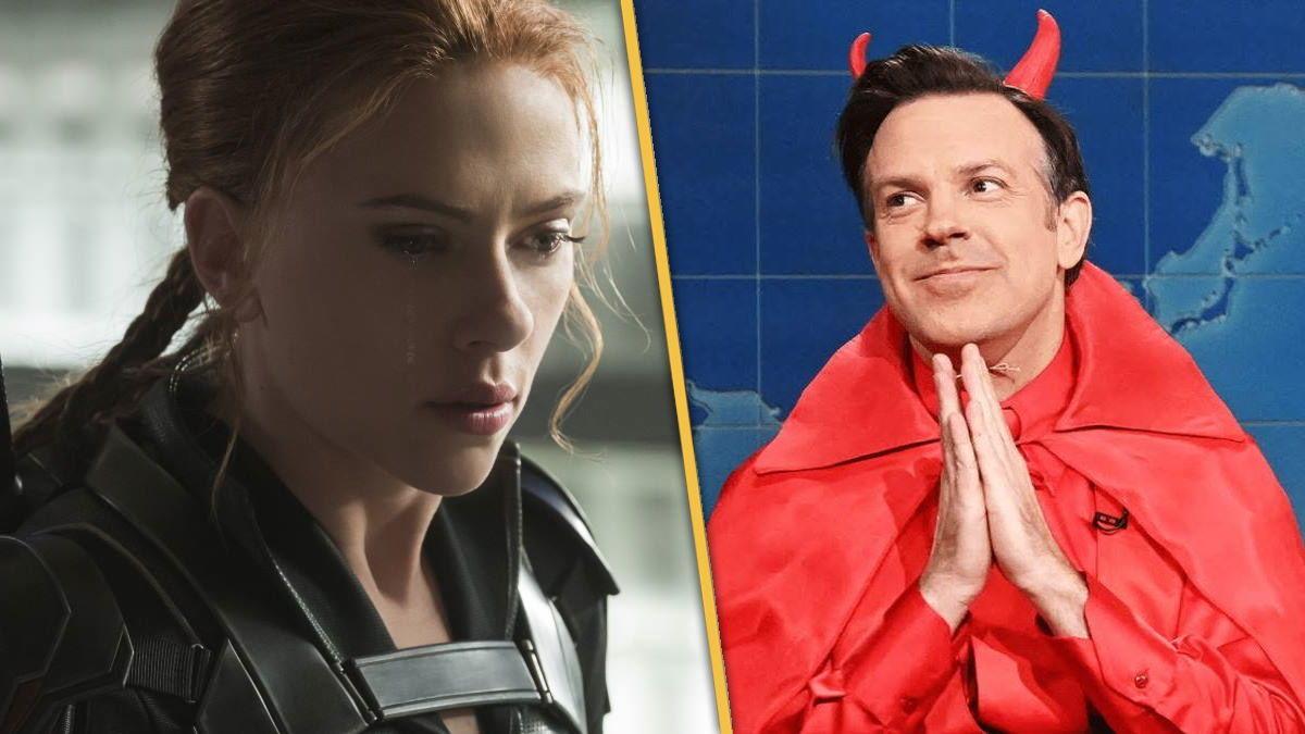 snl-jason-sudeikis-weekend-update-devil-scarlett-johansson-disney-black-widow