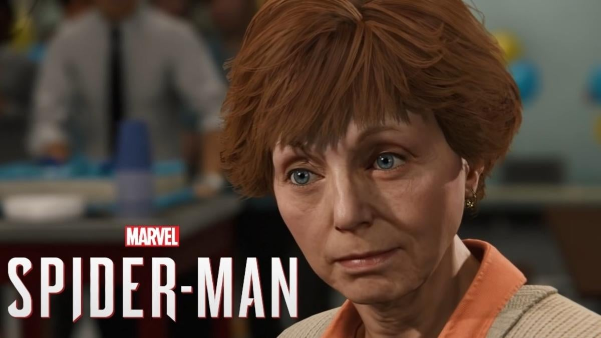 marvels-spider-man-aunt-may