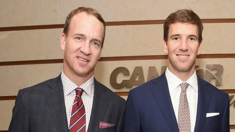 Peyton and Eli Manning Return to 'Monday Night Football' Broadcast for Saints vs. Seahawks Game