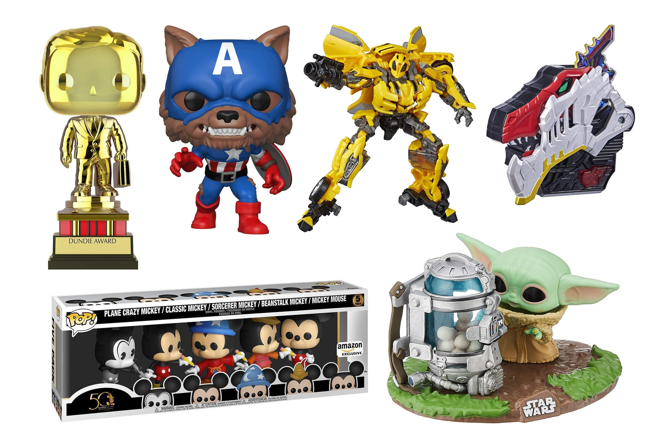 Amazon Launches a Huge One-Day Sale on Funko Pops and Action Figures