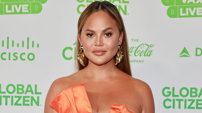 Chrissy Teigen Reveals She Travels With Late Son Jack's Ashes
