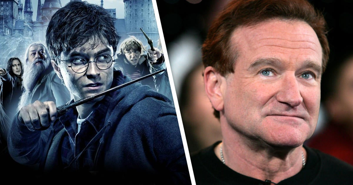 Harry Potter Director Confirms Robin Williams Was Turned Down for Key Role