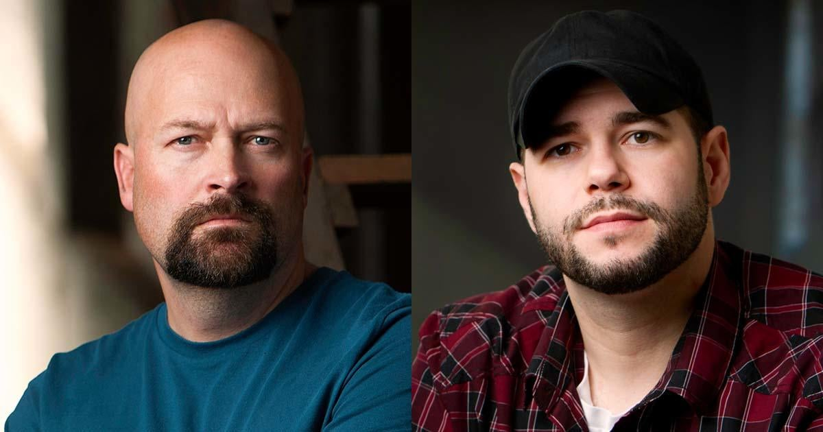 'Ghost Hunters' Jason Hawes and Steve Gonsalves Talk Reviving the Show for discovery+ (Exclusive).jpg