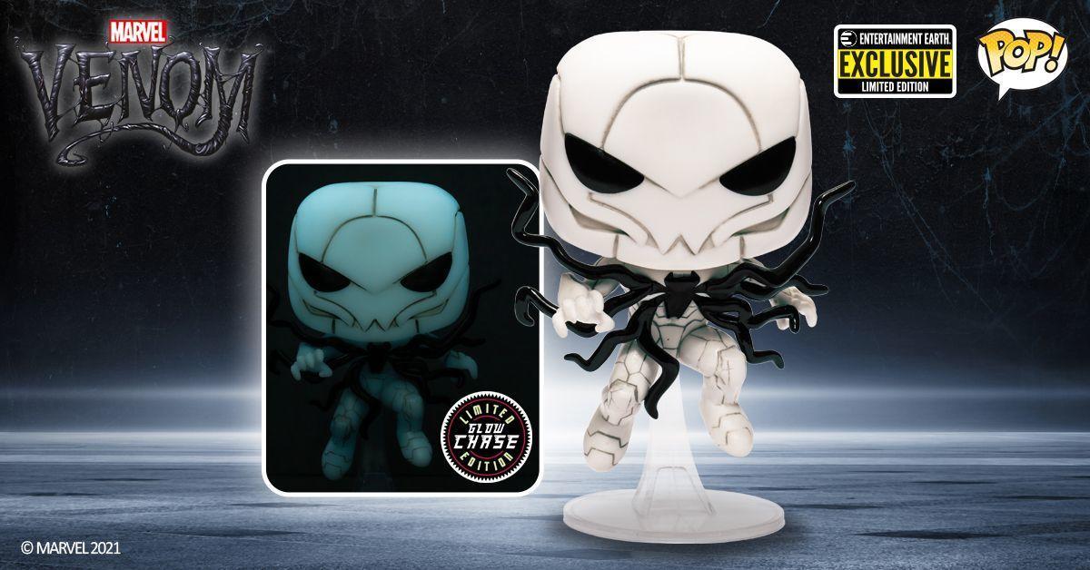 Poison Spider-Man Funko Pop