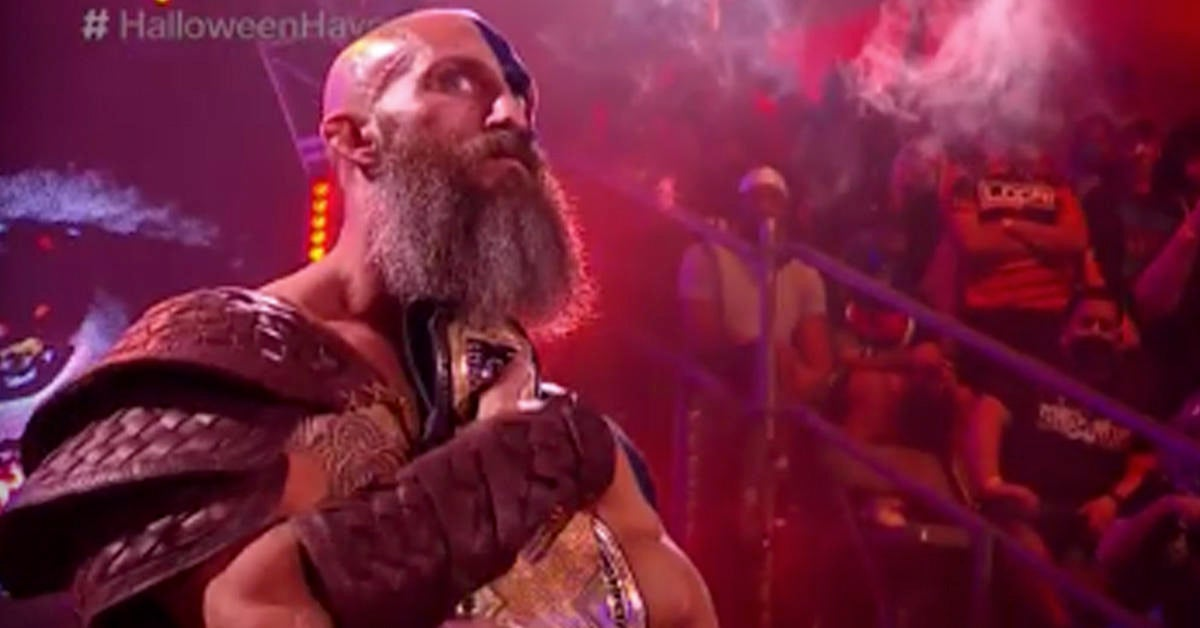 WWE NXT: All of the Costumes at Halloween Havoc