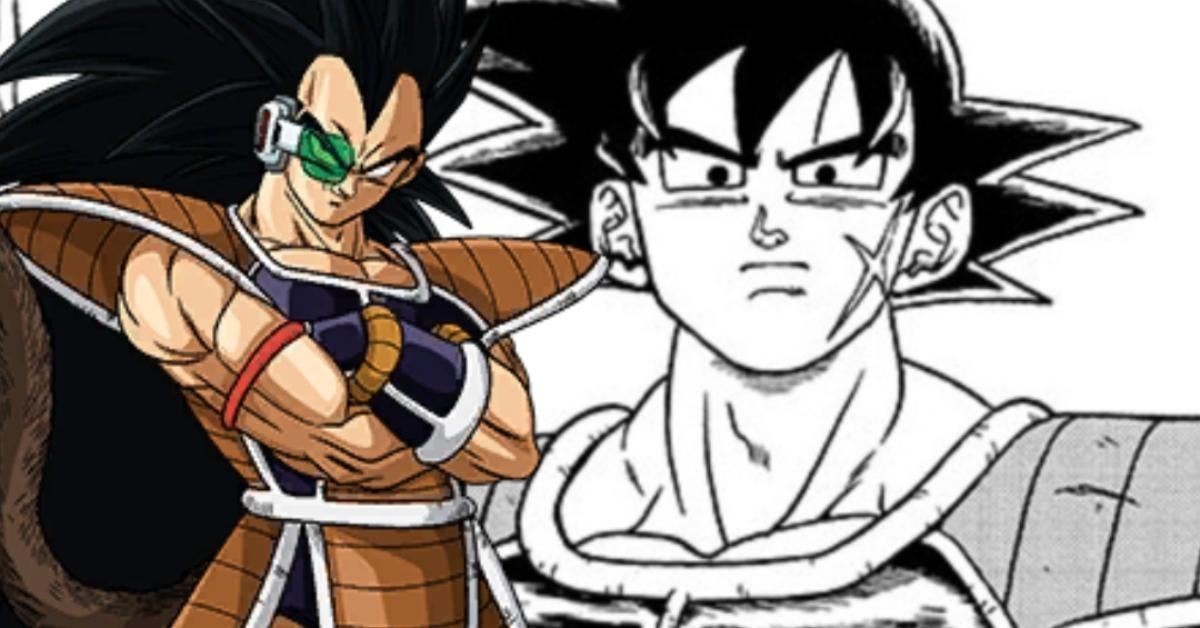 Dragon Ball Super Sadly Reveals How Little Bardock Cared for Raditz