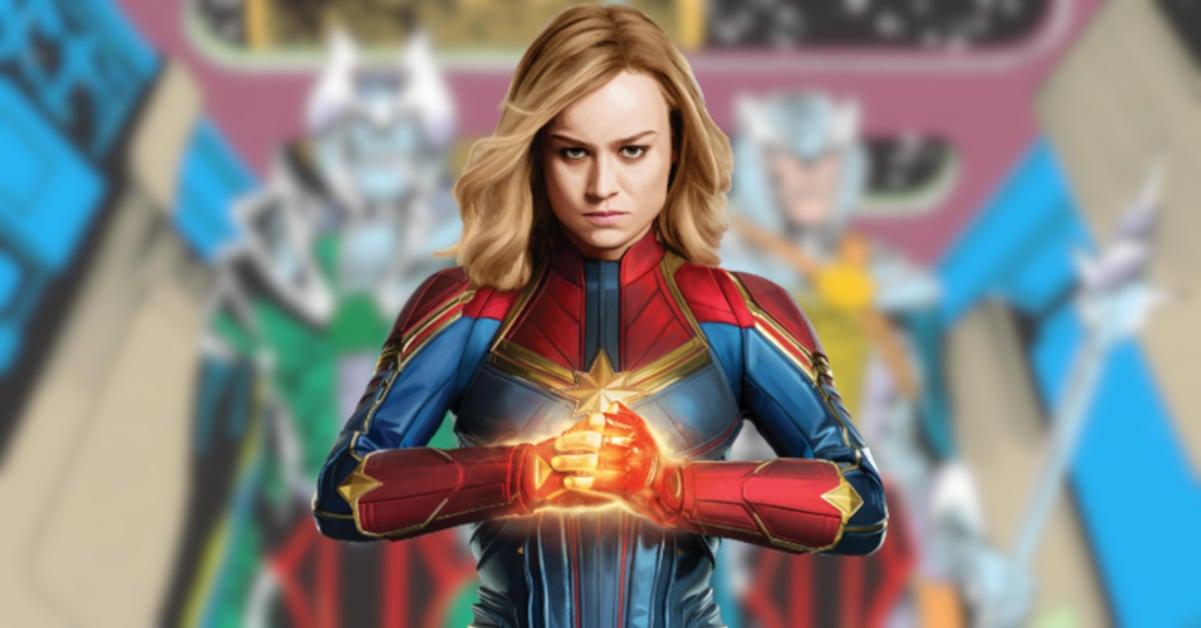 The Marvels: Rumor Sets Up Obscure Villain for Captain Marvel 2