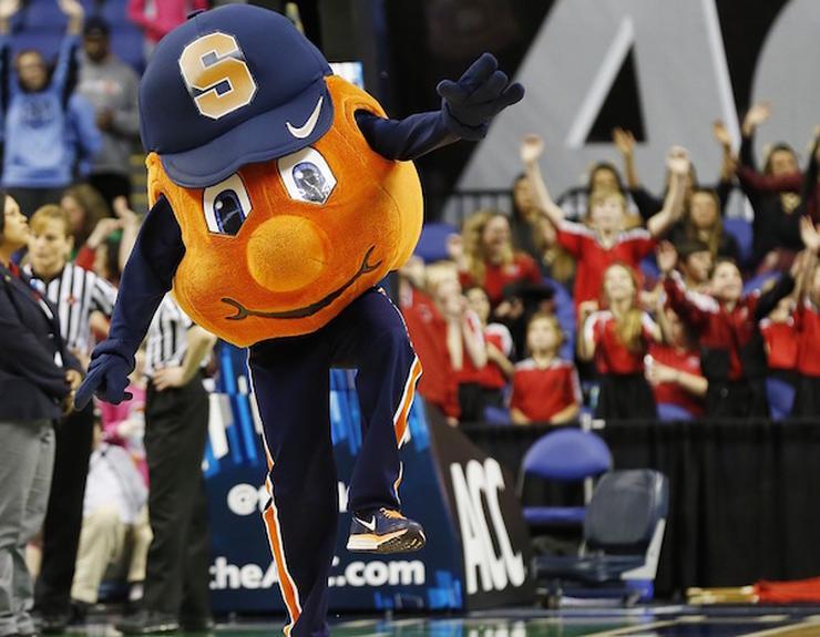 20 Super Weird College Basketball Mascots Cbssports Com