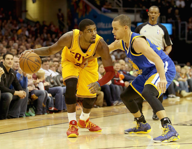 cleveland cavaliers vs golden state warriors whos got