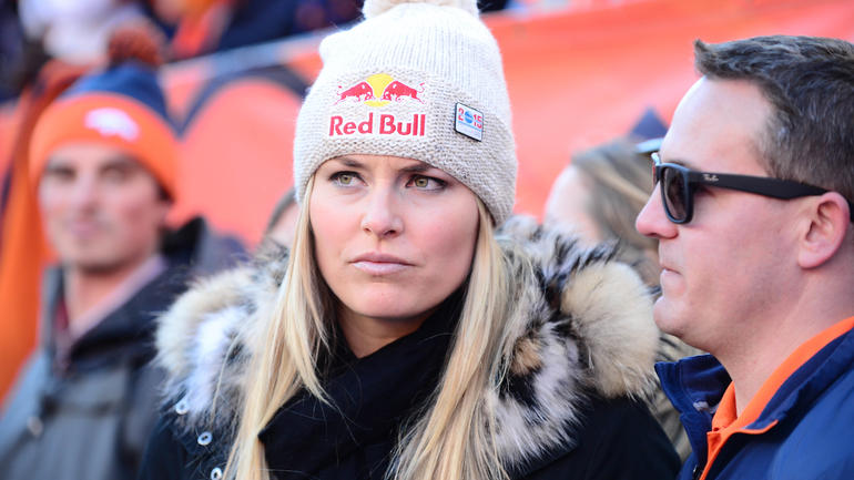 LOOK: Lindsey Vonn hits travel snag on her way to Winter Olympics in South Korea