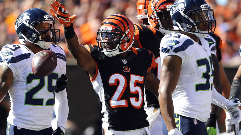 Fantasy Football Week 3 Waiver Wire  Giovani Bernard f05762d66