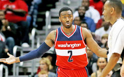 Fantasy Basketball: What's up with John Wall?