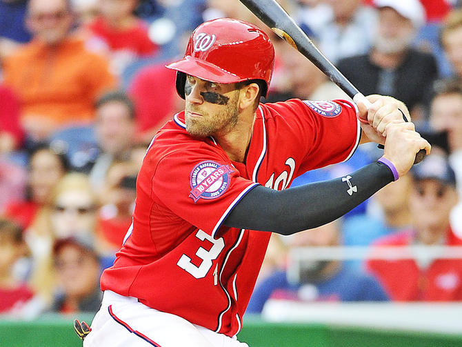 Paths to Glory: Building around Bryce Harper in Roto ...