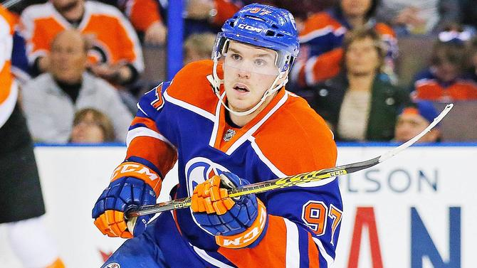buy popular 9adb1 459f8 World Cup of Hockey: Connor McDavid named captain of Team ...