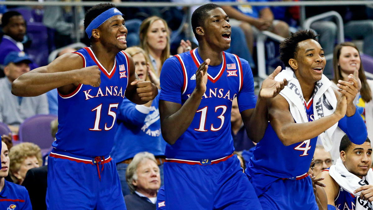 Cheick Diallo didn't play much at Kansas, but is off to the NBA ...