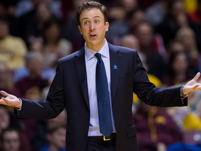 audit reveals minnesota's richard pitino exceeds budget for jet travel